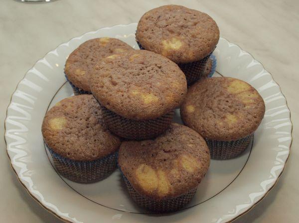 Ogl±dasz fotografie z Witryny Kulinarnej Muffinki z budyniem