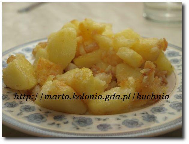 Ogl±dasz fotografie z Witryny Kulinarnej Sma¿one kartofelki