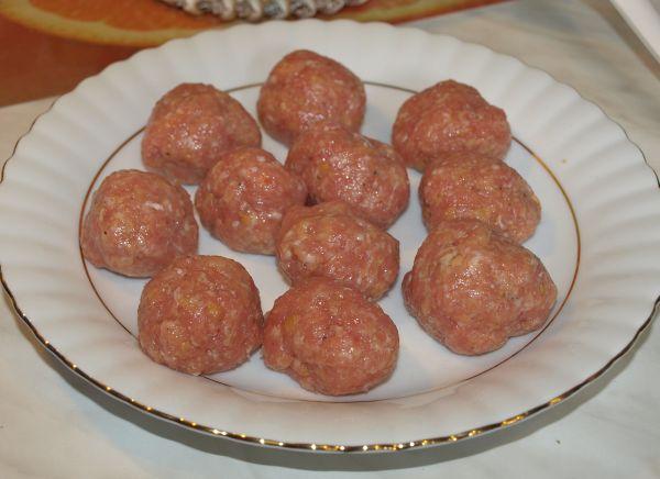 Ogl±dasz fotografie z Witryny Kulinarnej Klopsy w sosie pomidorowym