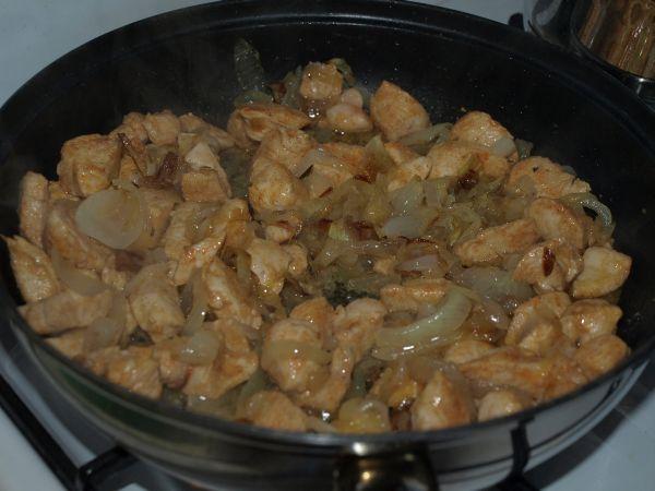 Ogl±dasz fotografie z Witryny Kulinarnej Kurczak z ry¿em