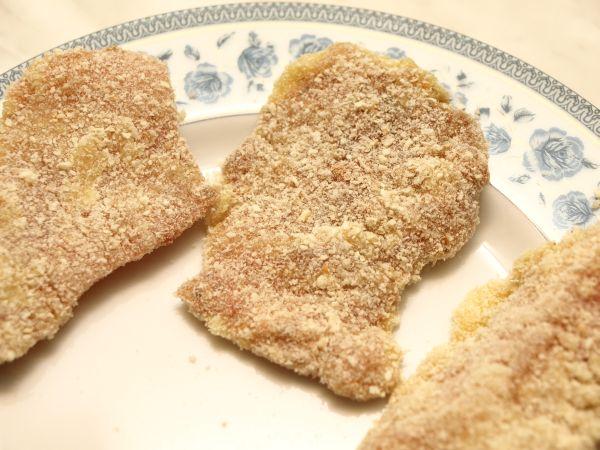 Ogl±dasz fotografie z Witryny Kulinarnej Z³ote kawa³ki kurczaka
